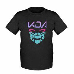 Дитяча футболка KDA