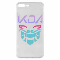 Чохол для iPhone 8 Plus KDA