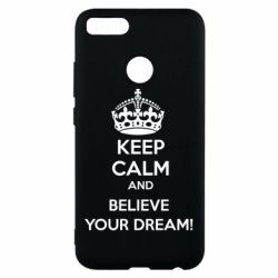Чохол для Xiaomi Mi A1 KEEP CALM and BELIVE YOUR DREAM
