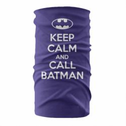 Бандана-труба KEEP CALM and CALL BATMAN