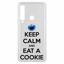 Чехол для Samsung A9 2018 Keep Calm and Eat a cookie