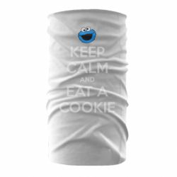Бандана-труба Keep Calm and Eat a cookie
