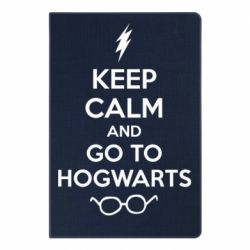Блокнот А5 KEEP CALM and GO TO HOGWARTS - FatLine
