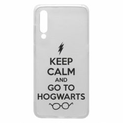 Чехол для Xiaomi Mi9 KEEP CALM and GO TO HOGWARTS