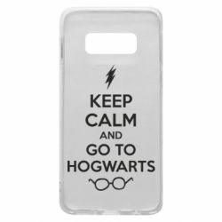 Чохол для Samsung S10e KEEP CALM and GO TO HOGWARTS