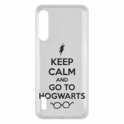 Чохол для Xiaomi Mi A3 KEEP CALM and GO TO HOGWARTS