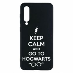 Чехол для Xiaomi Mi9 SE KEEP CALM and GO TO HOGWARTS