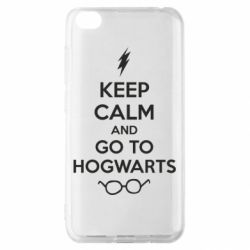 Чехол для Xiaomi Redmi Go KEEP CALM and GO TO HOGWARTS