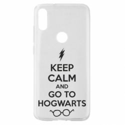 Чехол для Xiaomi Mi Play KEEP CALM and GO TO HOGWARTS