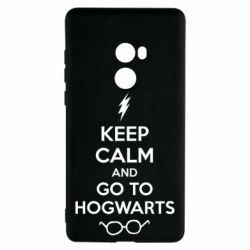 Чехол для Xiaomi Mi Mix 2 KEEP CALM and GO TO HOGWARTS - FatLine