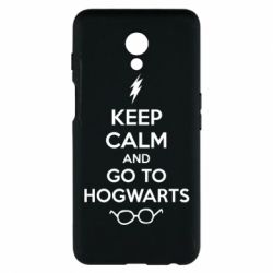 Чехол для Meizu M6s KEEP CALM and GO TO HOGWARTS - FatLine