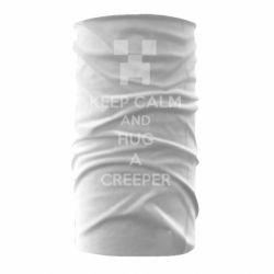 Бандана-труба KEEP CALM and HUG A CREEPER