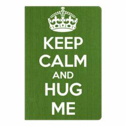 Блокнот А5 KEEP CALM and HUG ME