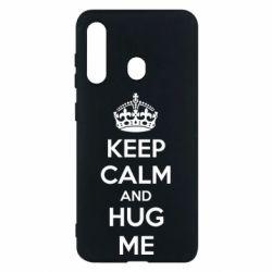 Чохол для Samsung M40 KEEP CALM and HUG ME