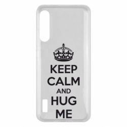 Чохол для Xiaomi Mi A3 KEEP CALM and HUG ME