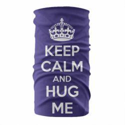 Бандана-труба KEEP CALM and HUG ME