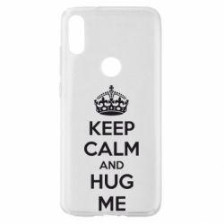 Чохол для Xiaomi Mi Play KEEP CALM and HUG ME