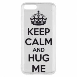 Чохол для Xiaomi Mi6 KEEP CALM and HUG ME