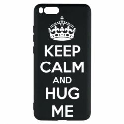 Чехол для Xiaomi Mi Note 3 KEEP CALM and HUG ME - FatLine