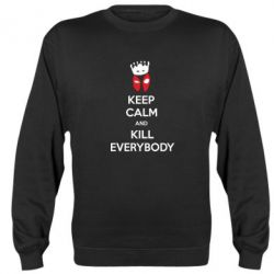 Реглан KEEP CALM and KILL EVERYBODY - FatLine