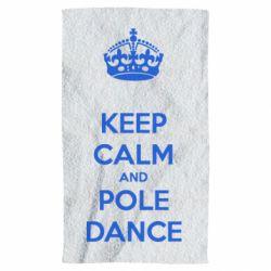 Полотенце KEEP CALM and pole dance