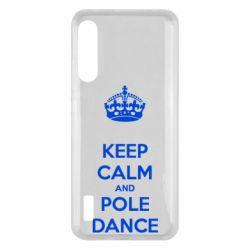 Чохол для Xiaomi Mi A3 KEEP CALM and pole dance