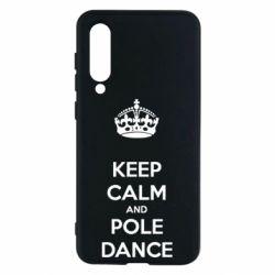 Чехол для Xiaomi Mi9 SE KEEP CALM and pole dance
