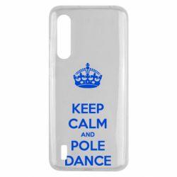 Чехол для Xiaomi Mi9 Lite KEEP CALM and pole dance