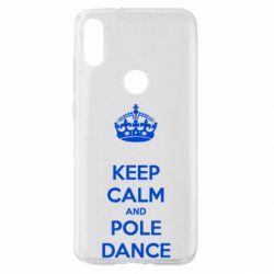 Чехол для Xiaomi Mi Play KEEP CALM and pole dance