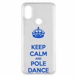 Чохол для Xiaomi Mi A2 KEEP CALM and pole dance
