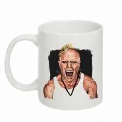Кружка 320ml Keith Flint