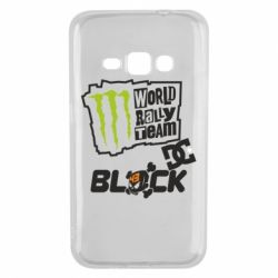 Чохол для Samsung J1 2016 Ken Block Monster Energy