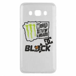 Чехол для Samsung J5 2016 Ken Block Monster Energy