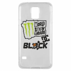 Чохол для Samsung S5 Ken Block Monster Energy