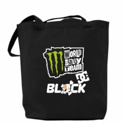 Сумка Ken Block Monster Energy - FatLine