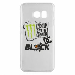 Чохол для Samsung S6 EDGE Ken Block Monster Energy