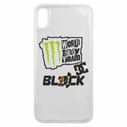Чохол для iPhone Xs Max Ken Block Monster Energy