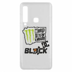 Чохол для Samsung A9 2018 Ken Block Monster Energy