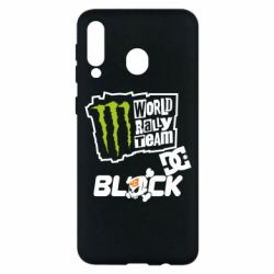 Чохол для Samsung M30 Ken Block Monster Energy