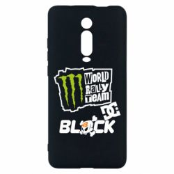 Чехол для Xiaomi Mi9T Ken Block Monster Energy