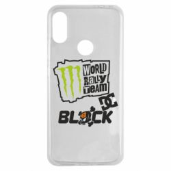Чехол для Xiaomi Redmi Note 7 Ken Block Monster Energy