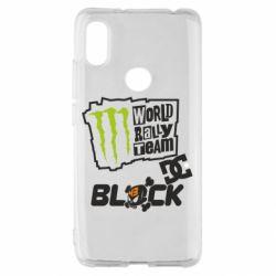Чехол для Xiaomi Redmi S2 Ken Block Monster Energy