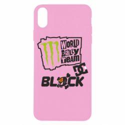 Чохол для iPhone X/Xs Ken Block Monster Energy