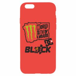 Чохол для iPhone 6/6S Ken Block Monster Energy