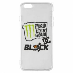 Чохол для iPhone 6 Plus/6S Plus Ken Block Monster Energy