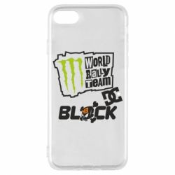 Чохол для iPhone 8 Ken Block Monster Energy