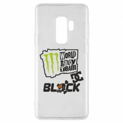 Чохол для Samsung S9+ Ken Block Monster Energy