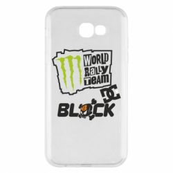 Чохол для Samsung A7 2017 Ken Block Monster Energy