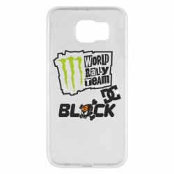 Чохол для Samsung S6 Ken Block Monster Energy