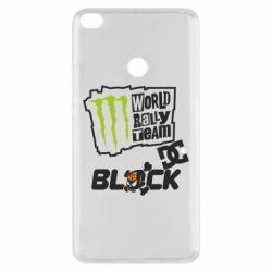 Чехол для Xiaomi Mi Max 2 Ken Block Monster Energy